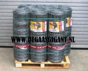 Zware ursus heavy, 3 - 3,7 mm. zincalu 100 cm. | De Gaasgigant schapengaas