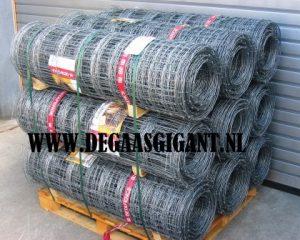 Zware ursus heavy, 3 - 3,7 mm. zincalu 120 cm. | De Gaasgigant schapengaas