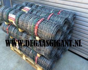 Zware ursus heavy, 3 - 3,7 mm. zincalu 140 cm. | De Gaasgigant schapengaas