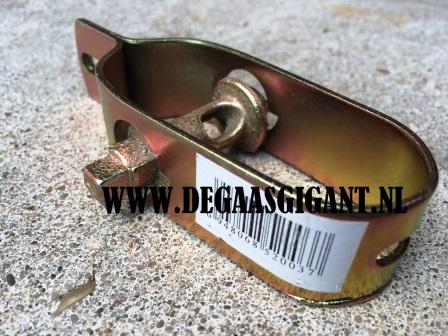 Draadspanner nr 3 gebichr. 100 mm. | De Gaasgigant draadspanners
