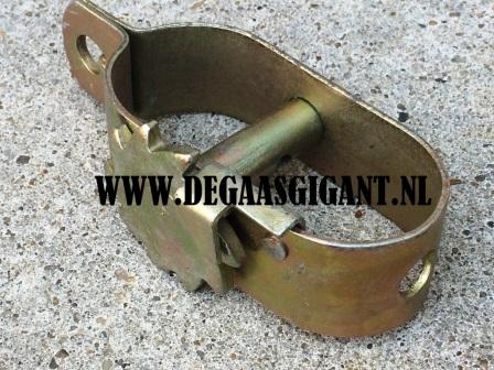 Draadspanner nr 4 met kamwiel gebichr. 120 mm. | De Gaasgigant draadspanners