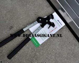 Gripple contractor metalen spantang | De Gaasgigant draadspanners