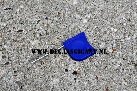 Gripple vlagsleutel - pinnetje   De Gaasgigant Draadspanners