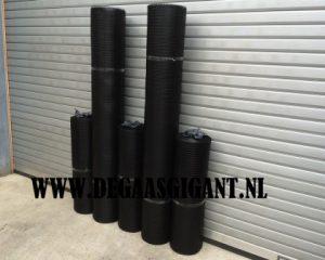 Mollengaas, anti-mollengaas 100 cm. 200 meter | De Gaasgigant mollengaas