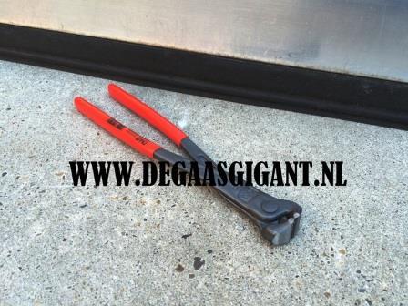 Vlechttang KX4 300 mm. | De Gaasgigant afrastering toebehoren.
