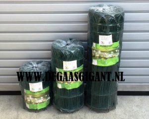 Groen geplastificeerd boogjesgaas voor uw tuin. Boogjesgaas is de meest traditionele en eenvoudige omheining voor uw tuin. Boogjesgaas 90 cm te koop in Opheusden bij De Gaasgigant tegen een scherpe prijs.