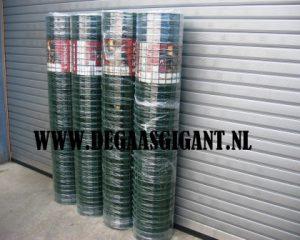 Betafence Pantanet Protect 183 cm. Groen geplastificeerd tuingaas. Maaswijdte 5 x 5 cm. Op rollen van 25 meter te koop voor een mooie prijs.